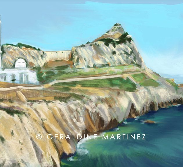 geraldine-martinez-europa-point-gibraltar