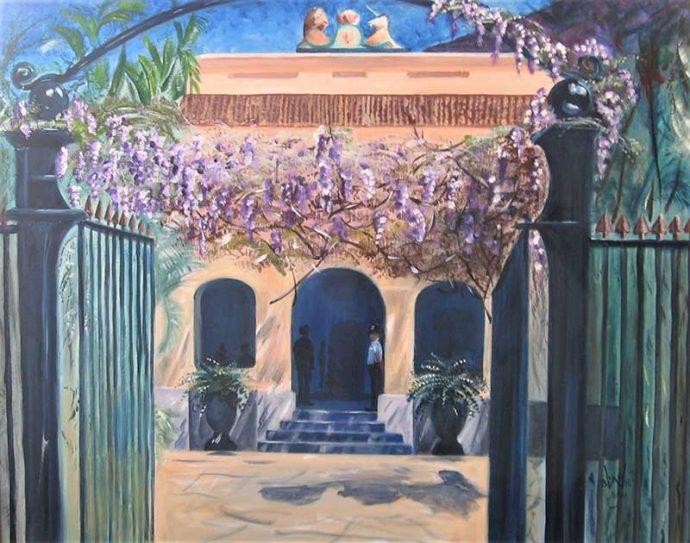 Wanda-Bush-Gibraltar-Law-Courts