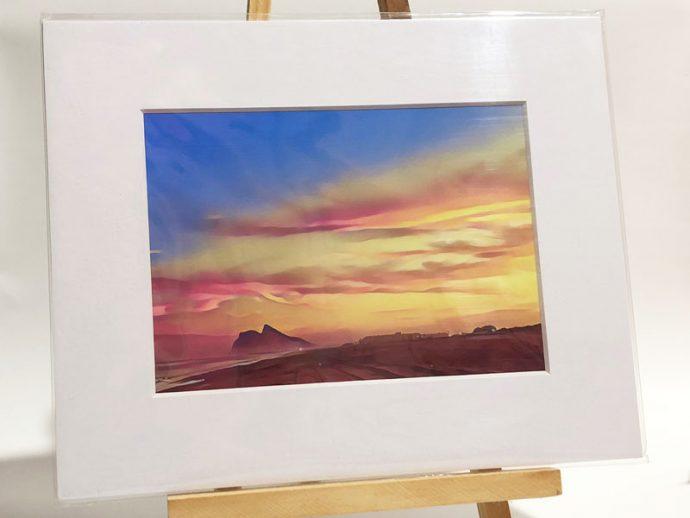 liam-caulfield-gibraltar-sunset