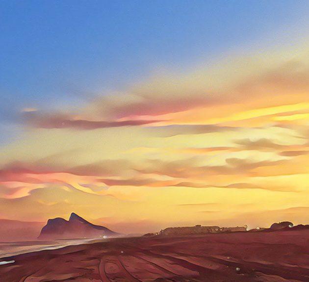 liam-caulfield-gibraltar-sunset-preview