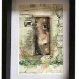 lorraine-buhagiar-black-frame-door